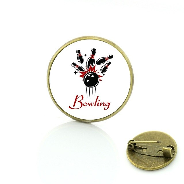 Bowling Badge - Bowling Original - Bowl Busters