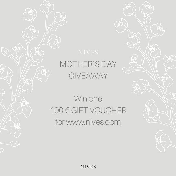 MOTHER`S DAY GIVEAWAY RULES