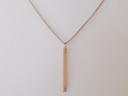 BAR PENDANT - SIZE 3 - NIVES