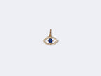 SALE/ SAMPLE SALE - TALISMAN - EVIL EYE PENDANT - NIVES