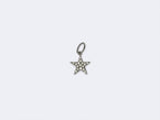 STAR PENDANT - DIAMOND VERSION - SIZE S - NIVES