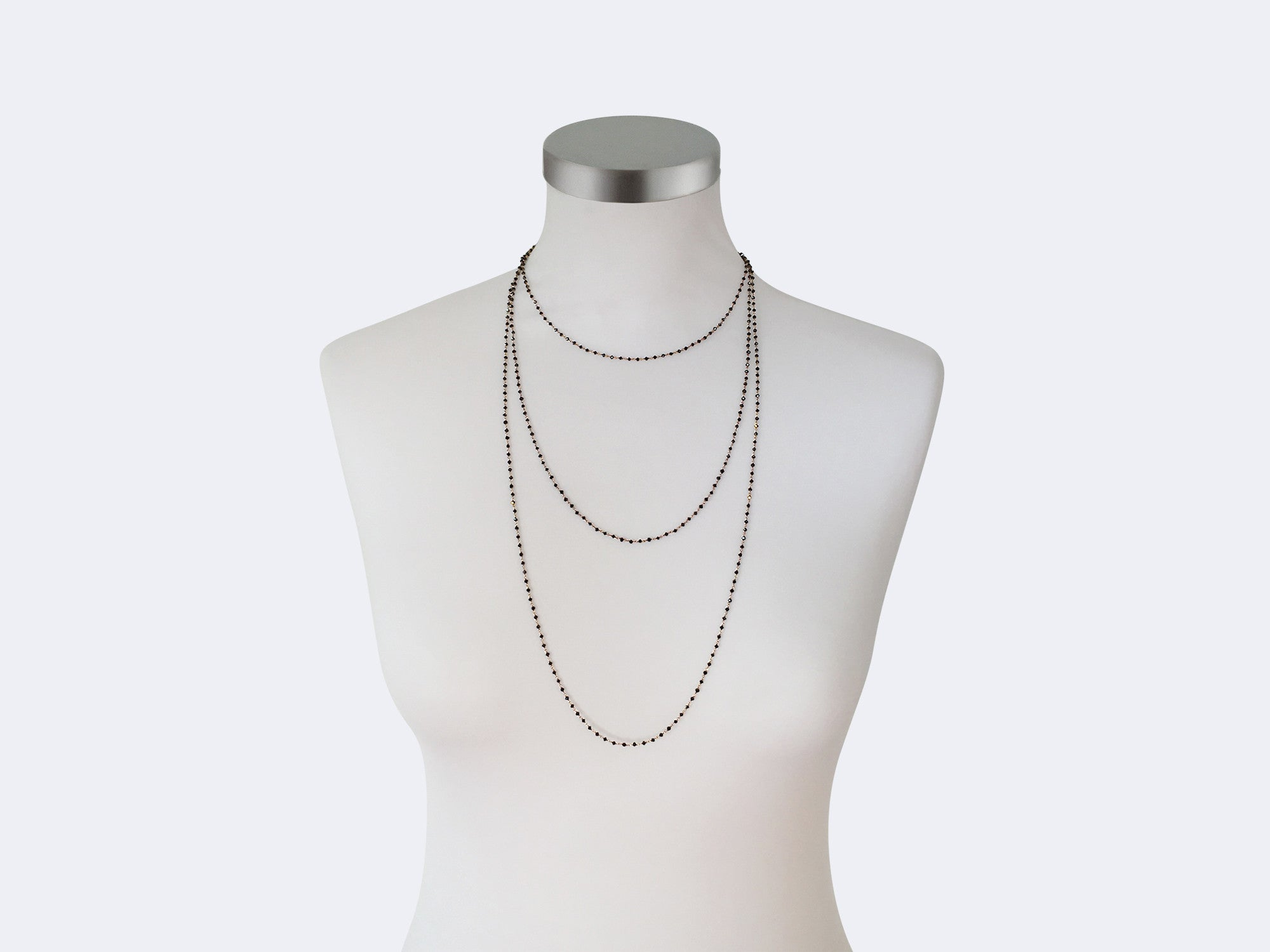 bead black choker gray s jewels and pearl cultured nyr necklace christies diamond online