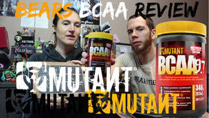 Mutant BCAA Watermelon Review | Bear Eats Tiger
