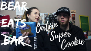 Oatein Milk Chocolate Super Cookie Review | Bear Eats Tiger