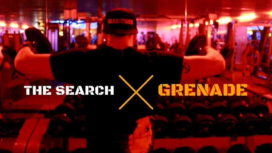 GRENADE: The Search | Vinny Bear