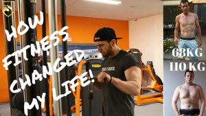 How fitness changed my life | arms | vlog 2