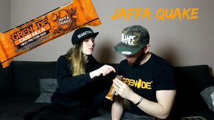 GRENADE Jaffa Quake CarbKilla Protein Bar Review | Bear Eats Tiger