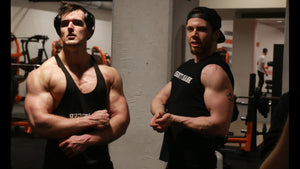 Chest & Arms motivational workout I Olivier & Vinny Bear