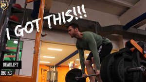 How To: Deadlift | Bear Eats Tiger | Vlog 5