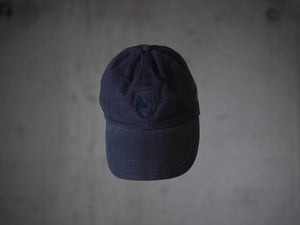 Shield Dad Hat Navy x Navy