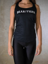 Black Bear Eats Tiger Women's Tank top