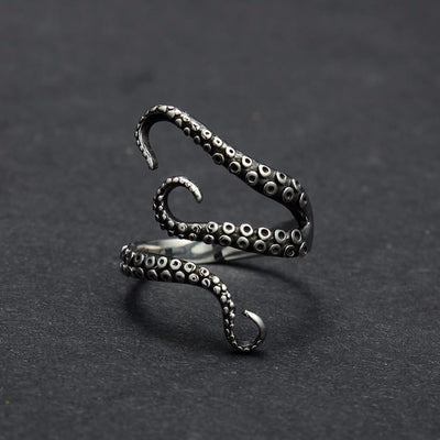 Amazing Octopus Ring - Motorcycle Lab
