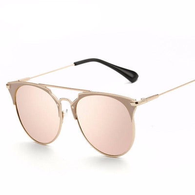Vintage Aviator Sunglasses - Motorcycle Lab