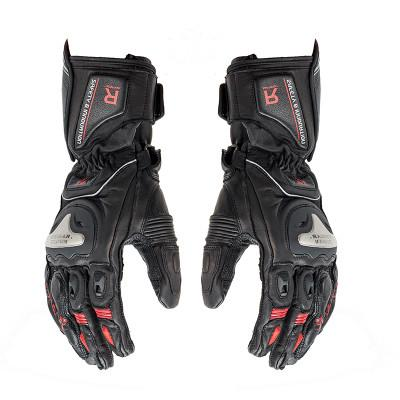 Pro Leather Gloves - Motorcycle Lab