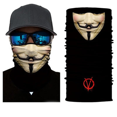 MOTORCYCLE FACE MASK - Motorcycle Lab