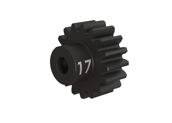 TRA3947X 3947X - Gear, 17-T pinion (32-p), heavy duty (machined, hardened steel)/ set screw