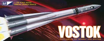 MPC792/06 Vostok Rocket 1/100 (Part # MPCS0792)