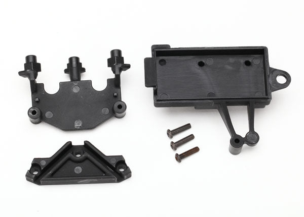 TRA6555 Mount, teley expder (fits Slash 4X4, Stampede® 4X4, Rally, Jato®)