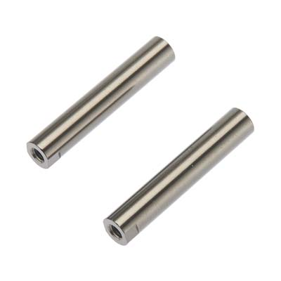 THREADED ALUMINUM PIPE 6X33MM (Part # AX30517)
