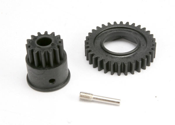 GEAR_1ST SPD 32T/INPUT 14T:JATO (Part # TRA5586)