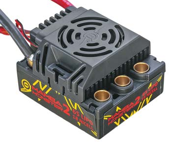 1/8 MAMBA Monster 2 25V ESC,WP (PART# CSE010010800)