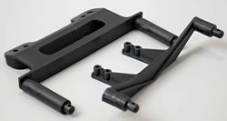 Body Mounts Fr/Re Stampede  (Part # TRA3614)