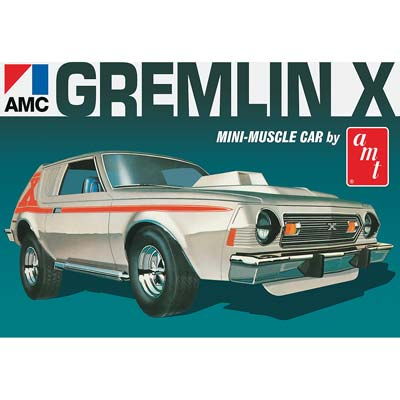 1/25 1974 AMC Gremlin X (PART# AMT1077/12)