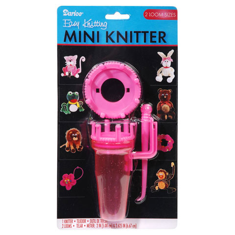 DARICE MINI KNITTER (Part # 1171-61)