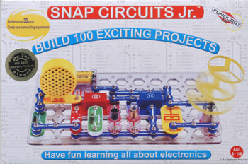 Snap Circuit JR (PART# E-SC100)