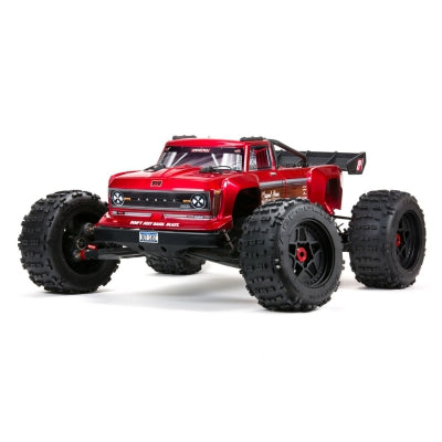 ARA5810 OUTCAST 4X4 8S BLX 1/5th Stunt Truck Red