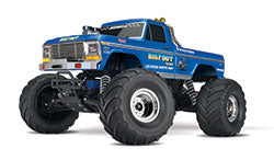 BIGFOOT Classic 1/10 Scale RTR Monster Truck (PART# TRA360341)
