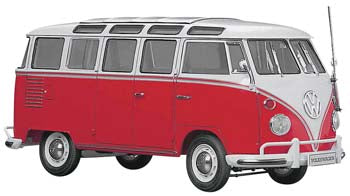 21210 1/24 Volkswagen Micro Bus (Part # HSGS2121)