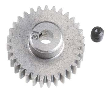 TRAXXAS GEAR - 31T PINION 48 PI (Part # TRA2431)