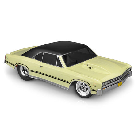 JCO0358 1967 Chevy Chevelle clear body - SCT
