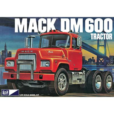 MPC859/06 1/25 Mack DM600 (PART# MPCS0859)