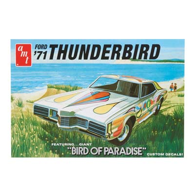 1/25 1971 Ford Thunderbird (PART# AMT920)