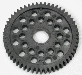 32P SPUR GEAR 54T:NS_NB (Part # TRA3454)