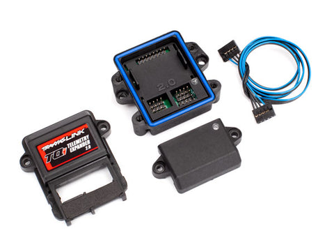 TRA6550X - Telemetry expander 2.0, TQi radio system (compatible only with #6551X GPS module)