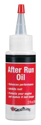 AFTER RUN ENGINE OIL (Part # GPMP3001)