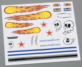 DRY TRANSFER DECALS C (Part # RMXY9621)