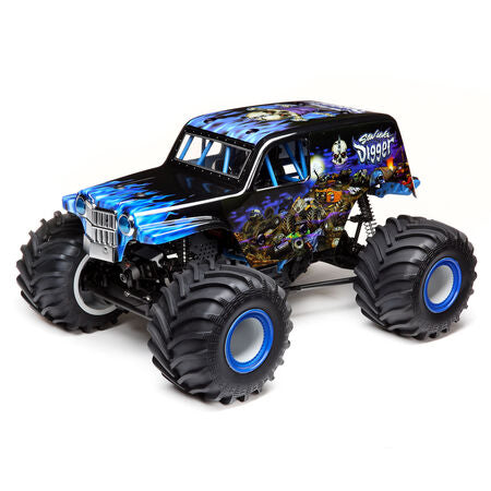 LOS04021T2 Losi LMT Son-Uva Digger, RTR (AVAILABLE IN STORE ONLY)