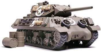 1/48 U.S. Tank Destroyer M10, Mid,Production