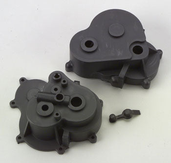 Gearbox Halves Front/Rear T-Maxx (Part # TRA4991)