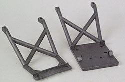 Skid Plate Stampede Front/Rear  (Part # TRA3623)
