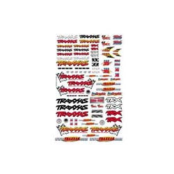 FLAG LOGO DECALS:VILLAN_TMX.15_ (Part # TRA9950)