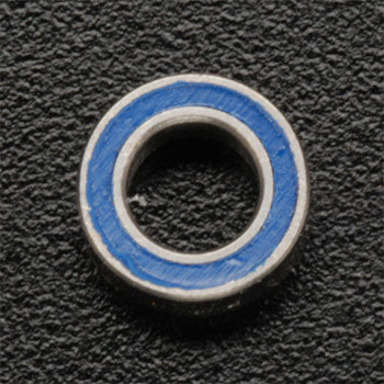 Bearing Rubber Shield Blue 4x7x2.5mm Jato (2) (Part # TRA5124)