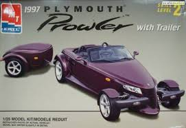 1/25 1997 Plymouth Prowler, Snap Kit