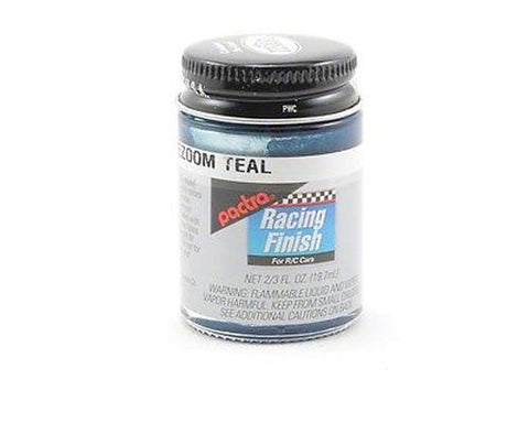 PACTRA 2/3 OZ PAINT CHEZOOM TEAL (Part # RC91)