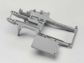 UPPER CHASSIS 4-TEC 3.3 (Part # TRA4823A)