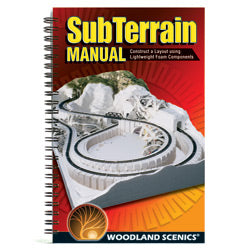 WOODLAND SCENICS MANUAL (Part # ST1402)